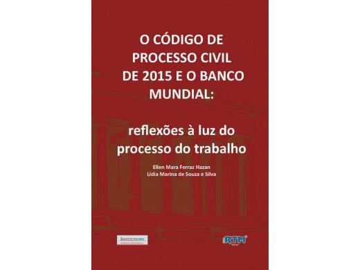 O CODIGO DE PROCESSO CIVIL DE 2015 E O BANCO MUNDIAL