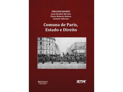 Comuna de Paris, Estado e Direito